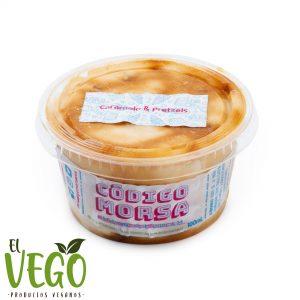 Helado Caramelo & Pretzels 100ml Código Morsa