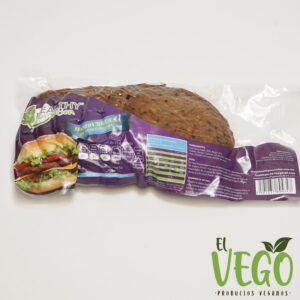 Hamburguesa de Soya con Tofu 450g Healthy Evolution