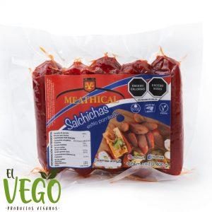 Salchicha estilo Parrillada 400g Meathical