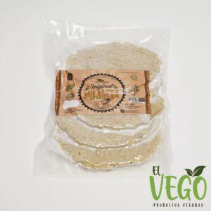 Milanesa de Quinoa 5pzas Yerbabuena