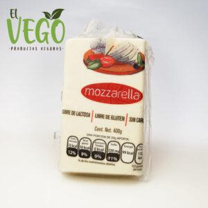 Queso Mozzarella 400g Planet Vegan