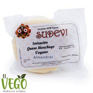 Queso Manchego con Almendras 250g Sudevi