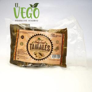 Tamales Chiapanecos 4pzas Yerbabuena