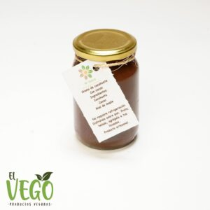 Crema  de Cacahuate Cacao con Maple 450g N Sana