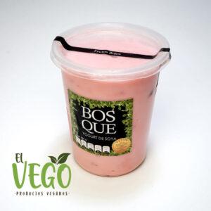 Yogurt Frutos Rojos 1L Del Bosque
