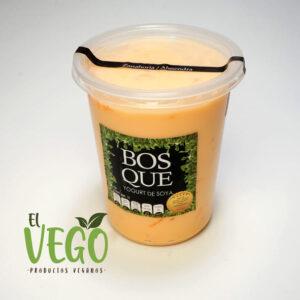 Yogurt Zanahoria/Almendra 1L Del Bosque