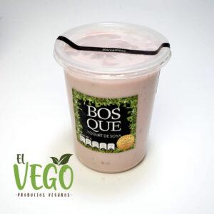 Yogurt Zarzamora 1L Del Bosque
