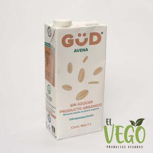 Bebida de Avena Sin Azúcar 1L Gud