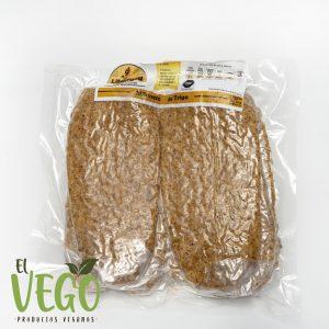 Milanesa de Trigo 8pzas Lite Foods